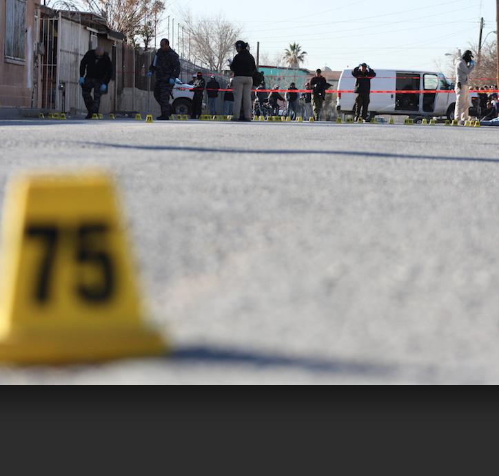 Bajan los homicidios en México, reporta Inteligencia de EU