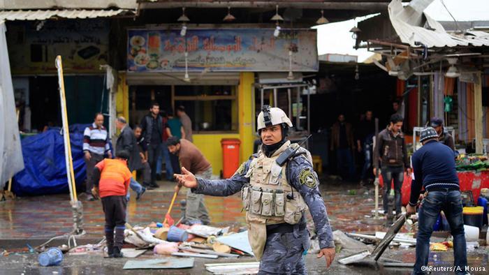 Dos atentados suicidas dejan 36 muertos y 100 heridos en Irak