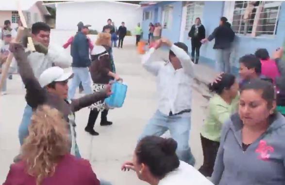 Reforma Educativa enfrenta a CNTE...con antorchistas
