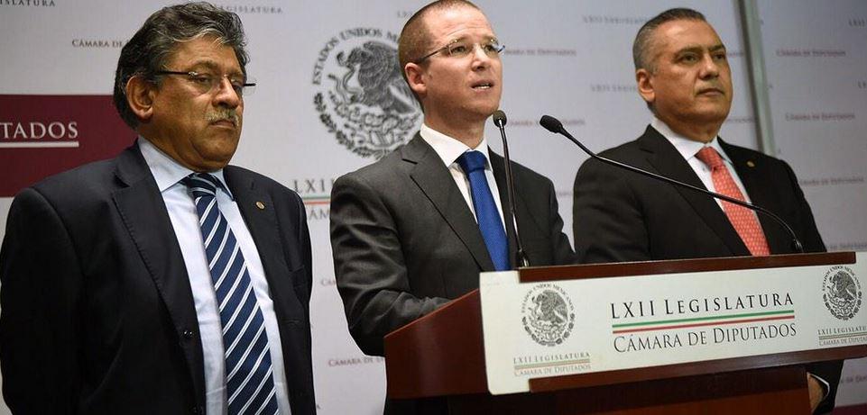 Partidos llegan a acuerdo en Ley Anticorrupción