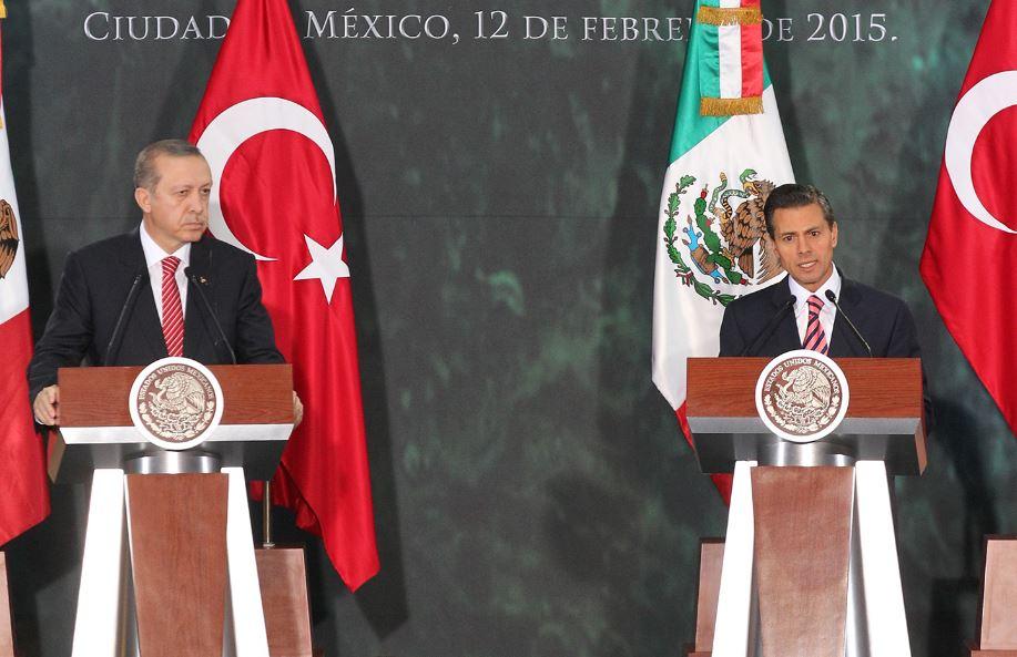 Turquía busca intercambio comercial por 5 mmdd