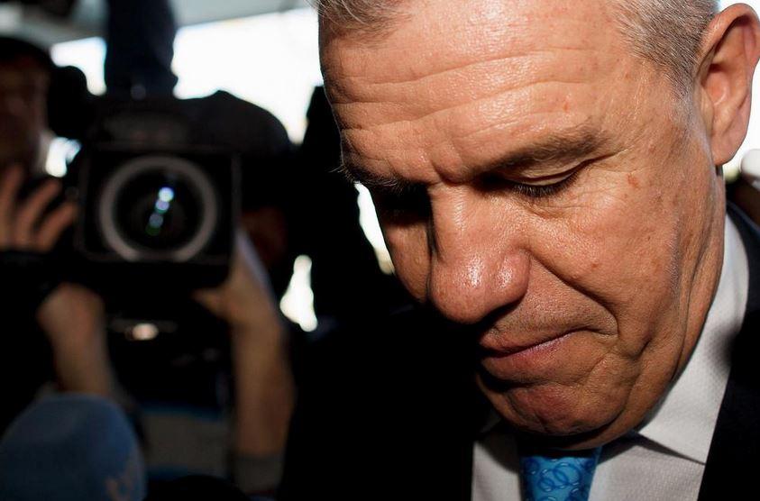 Aguirre se presenta a declarar