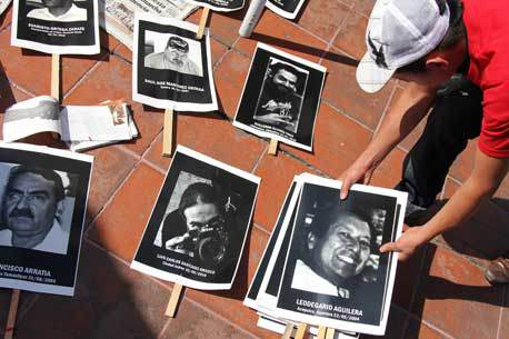 Nuevo fiscal para delitos contra periodistas