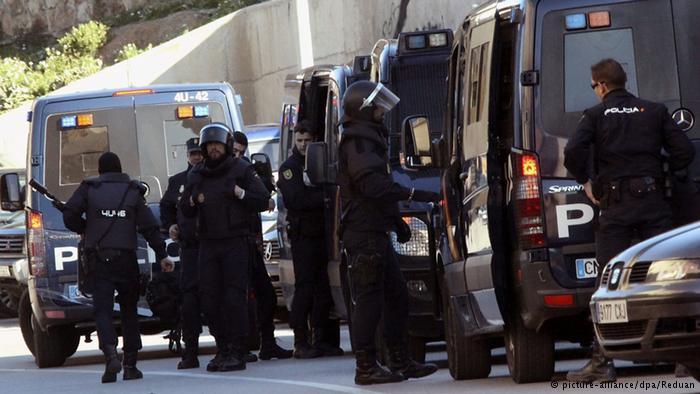 España detiene a dos yihadistas