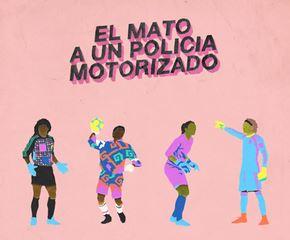 #bandadeldía: El mató a un policía motorizado