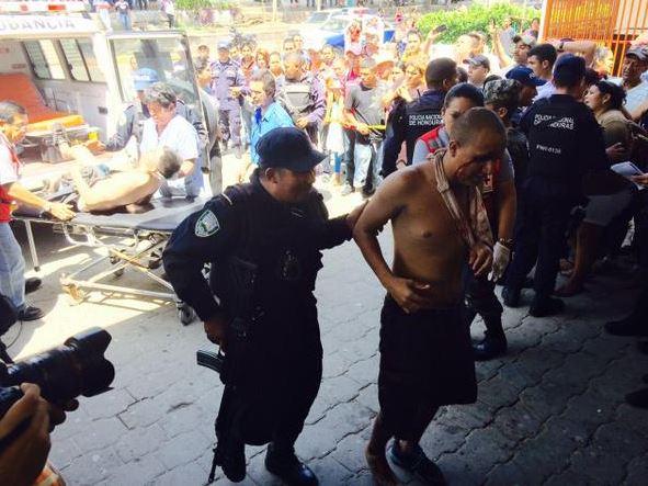 Honduras  Tres muertos por motín