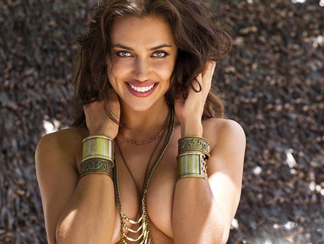 Irina, ¿la fea?