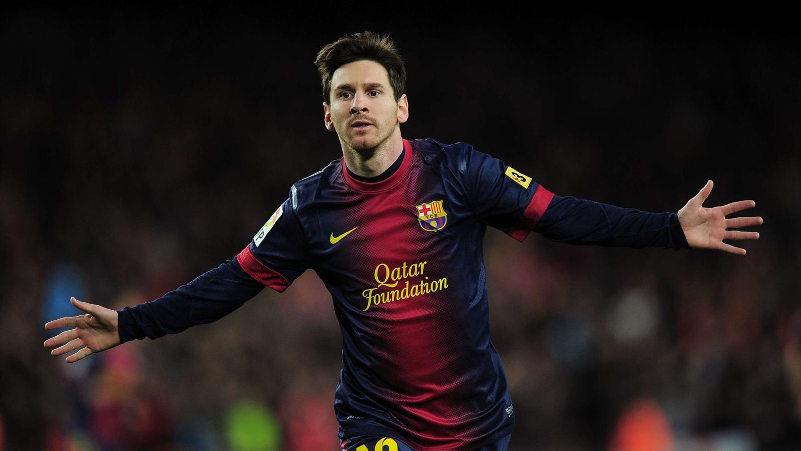 Messi, el mejor pagado del mundo