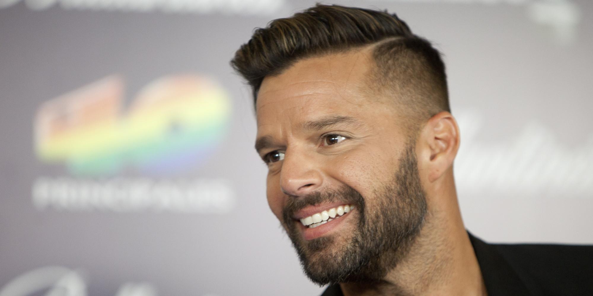 Ricky apoya bodas gay en Perú