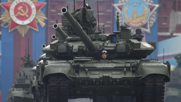 Rusia deja tratado de armas