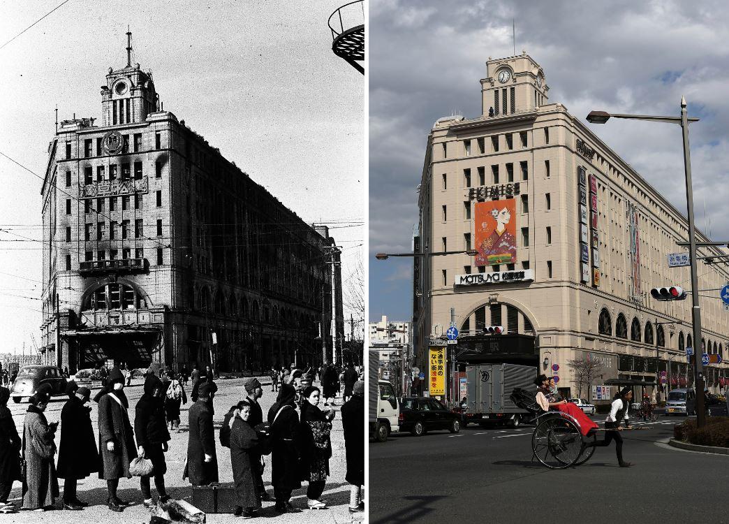 70 años del bombardeo contra Japón