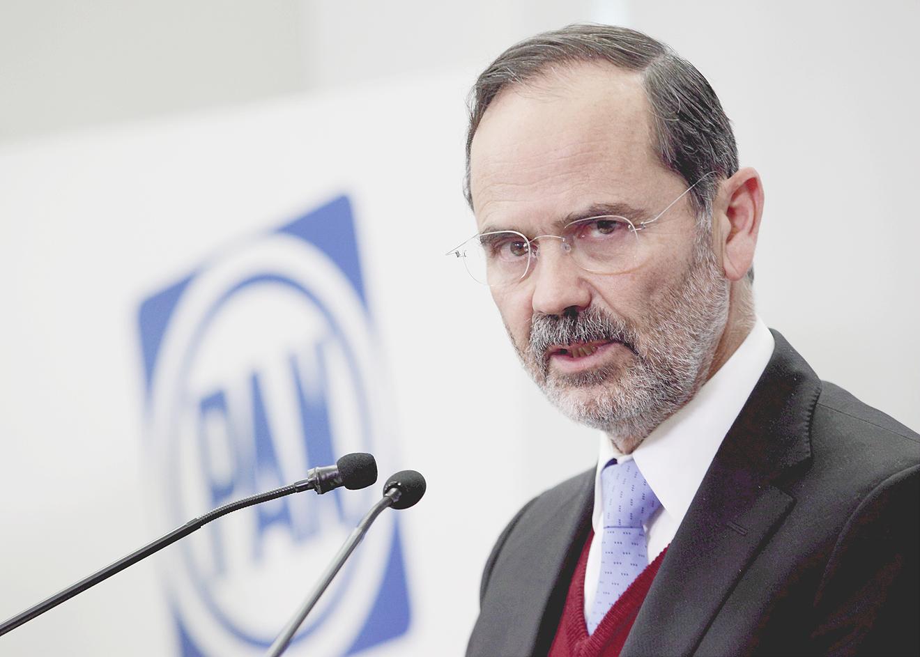 Gustavo Madero dice que 'Va por México' no logró su objetivo