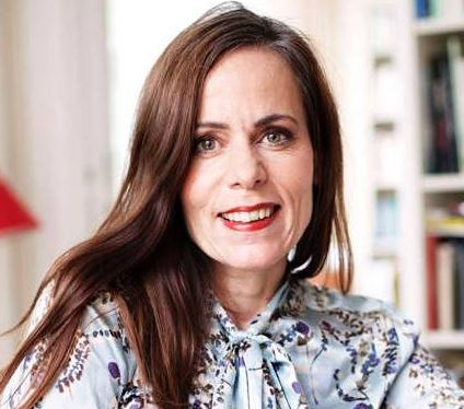Mujer preside Academia Sueca