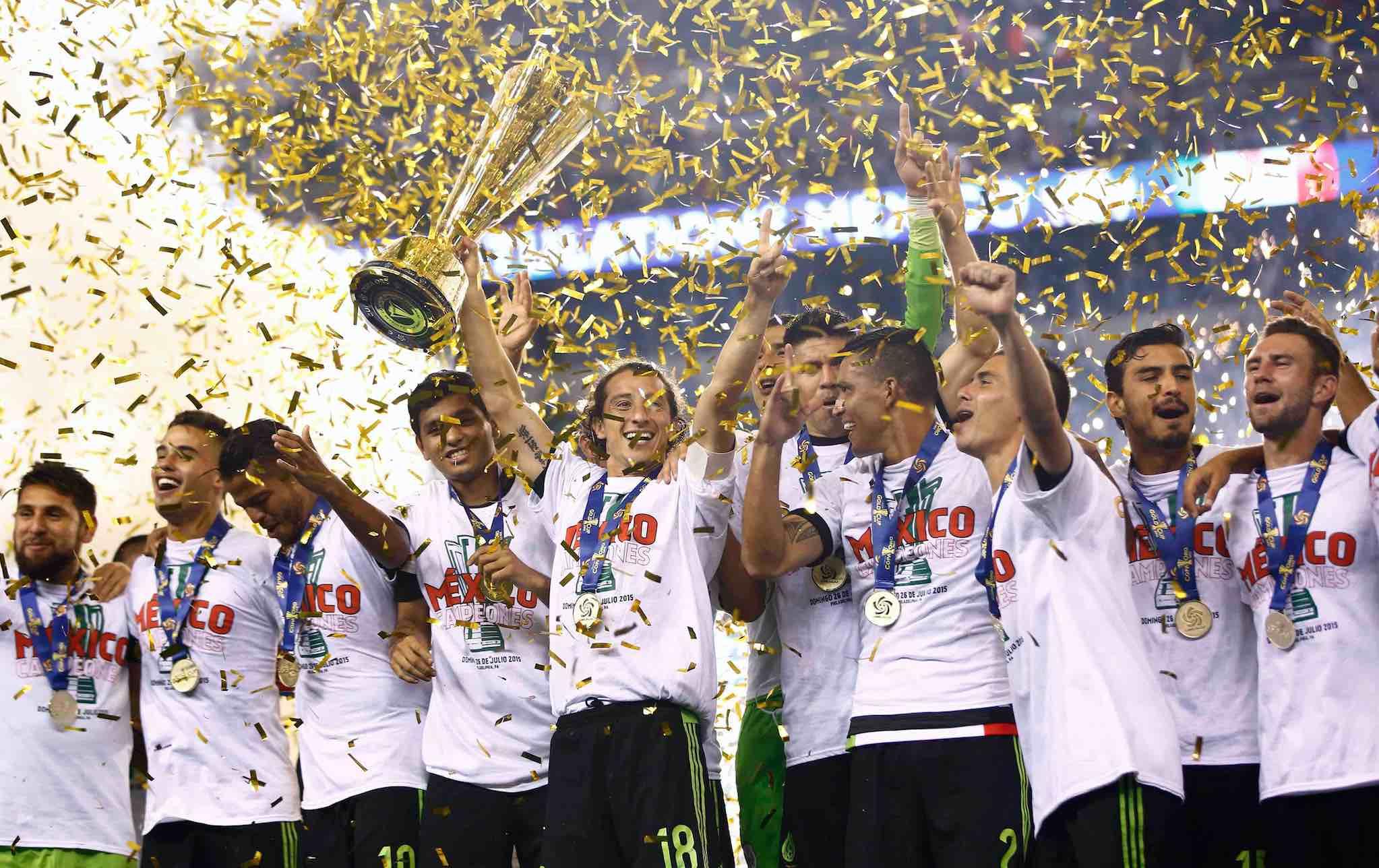 México gana Copa Oro