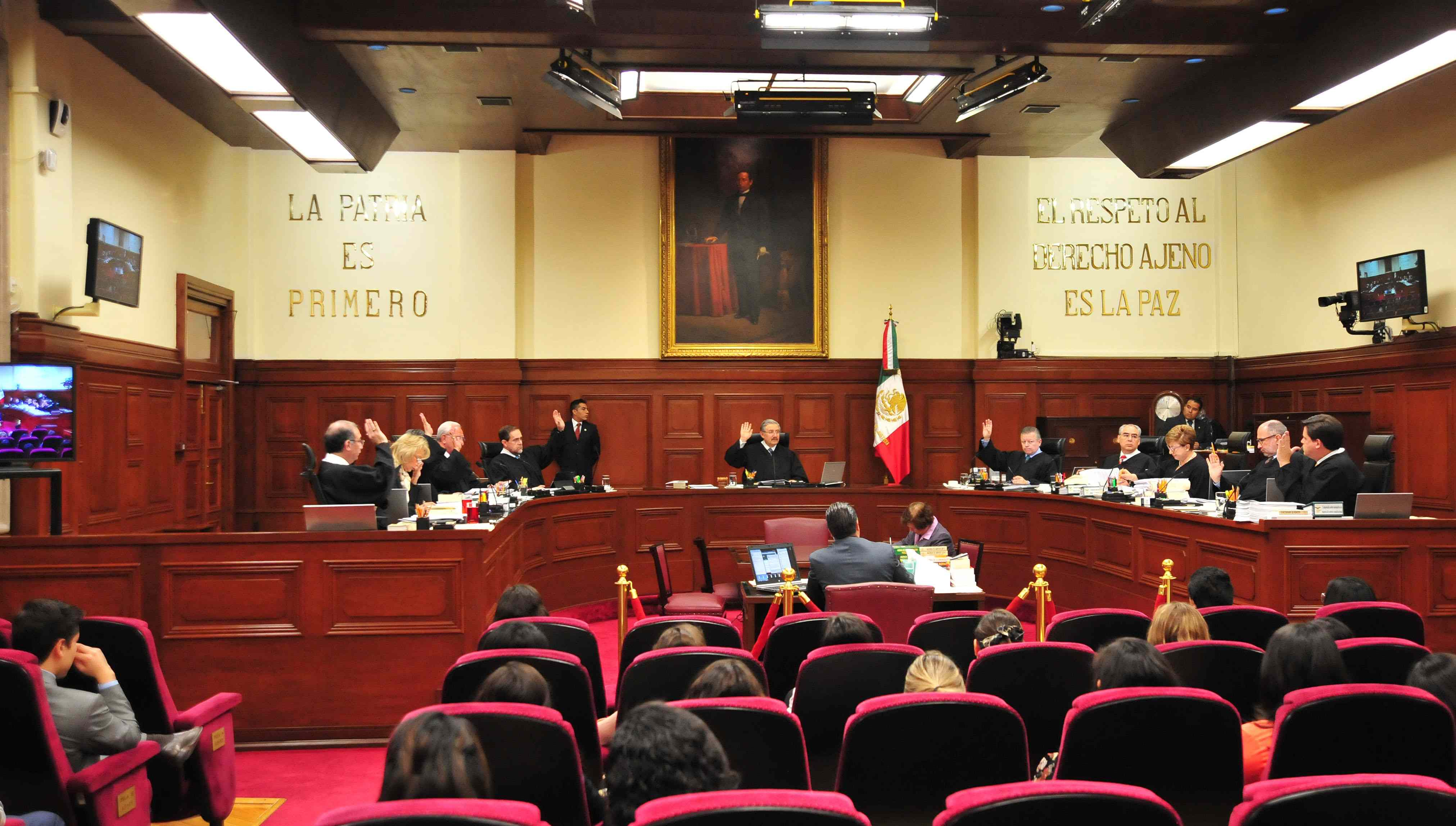 La lucha de género en ternas de la Corte