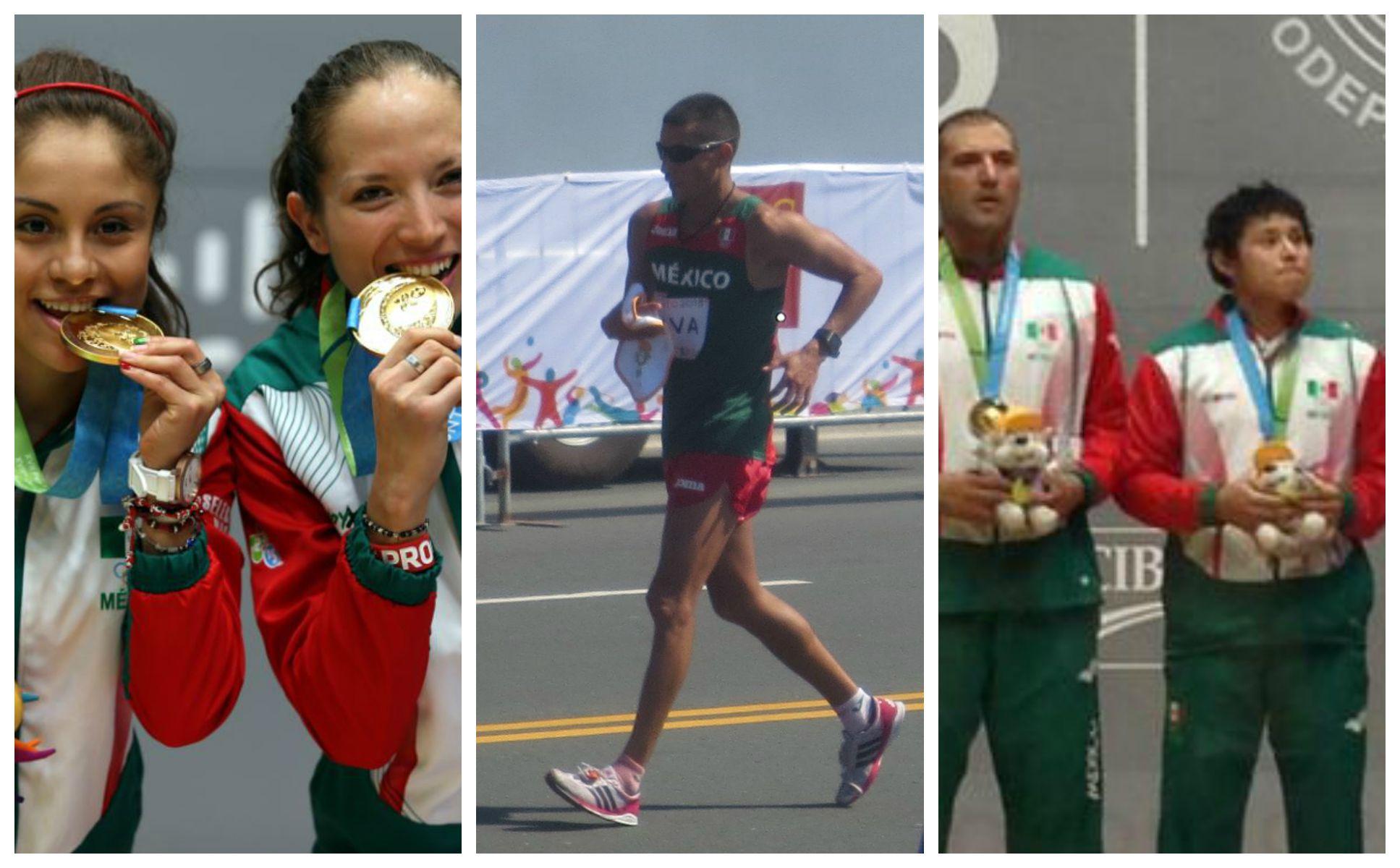 Caen medallas para México en Toronto 2015