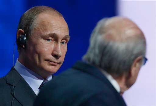 FIFA, siempre con Rusia: Blatter