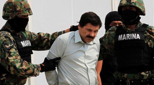 'El Chapo', de día de campo