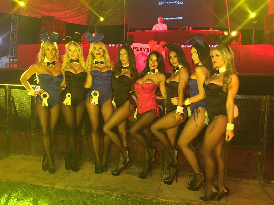 Playboy se rebela en México