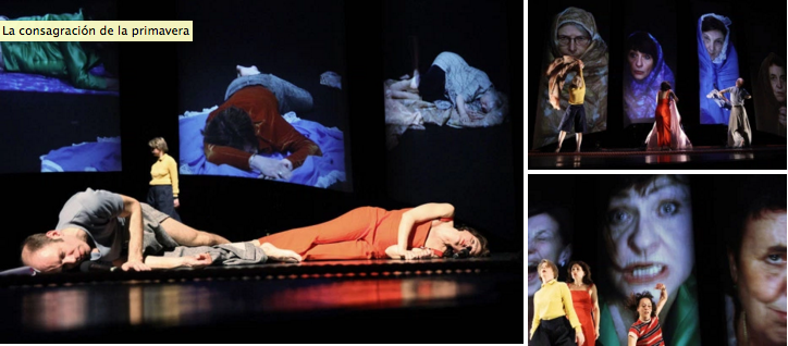 Los límites de la representación teatral