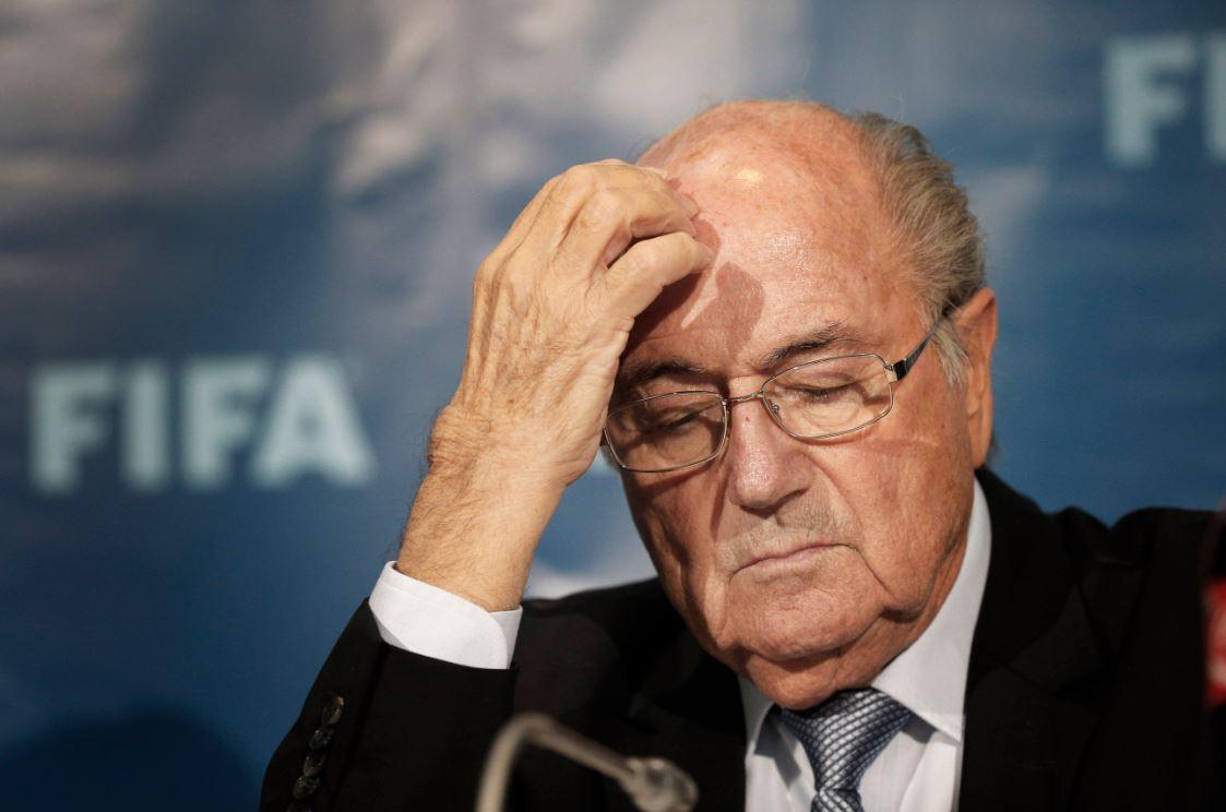 Blatter, expresidente de FIFA, es hospitalizado