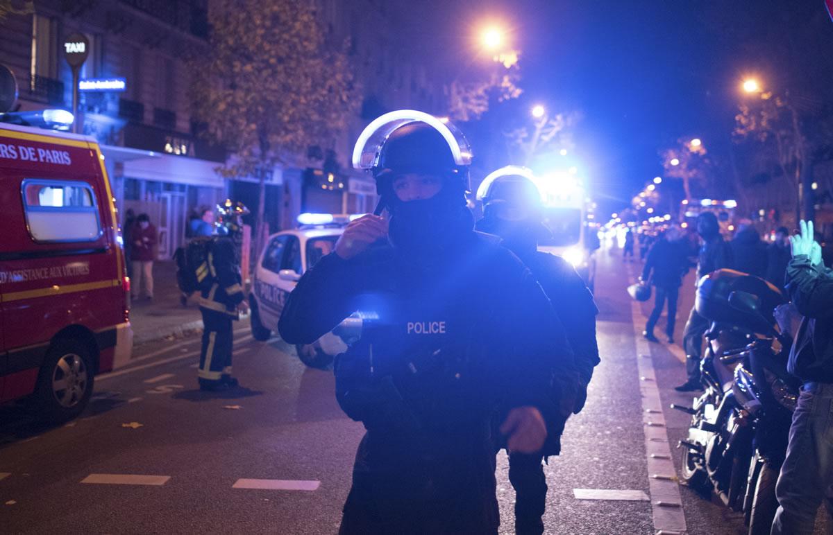 Surge nueva pista de atentados en París