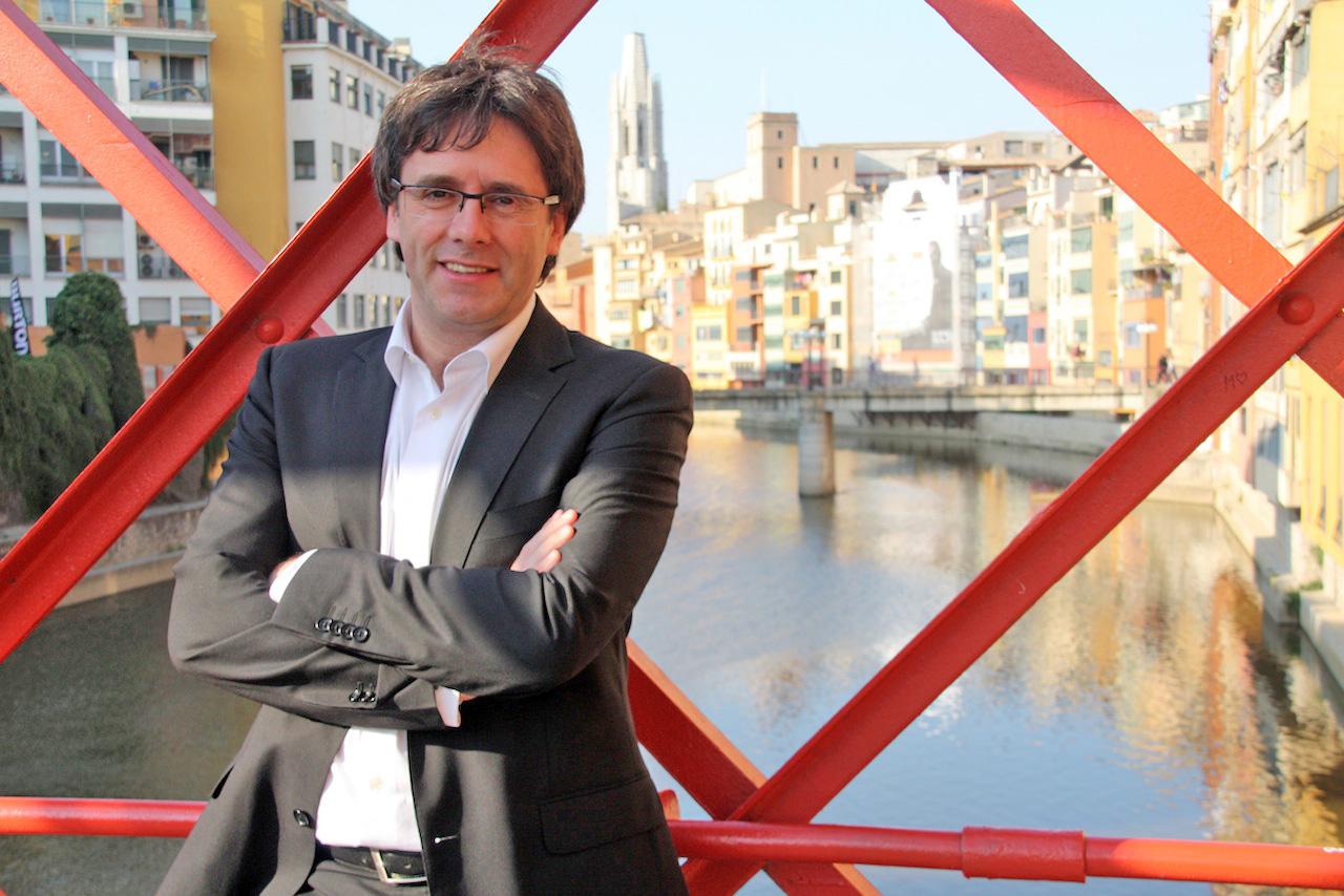 Periodista independentista presidirá Cataluña