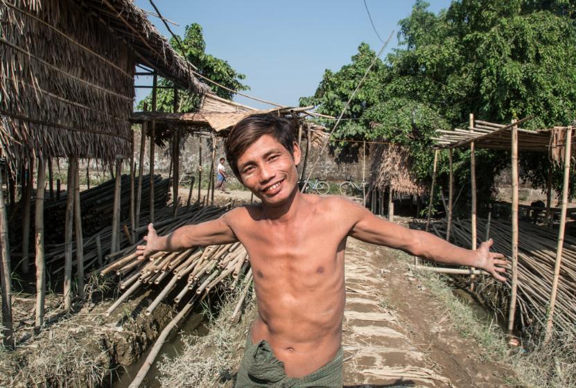 Myanmar, un país de contrastes