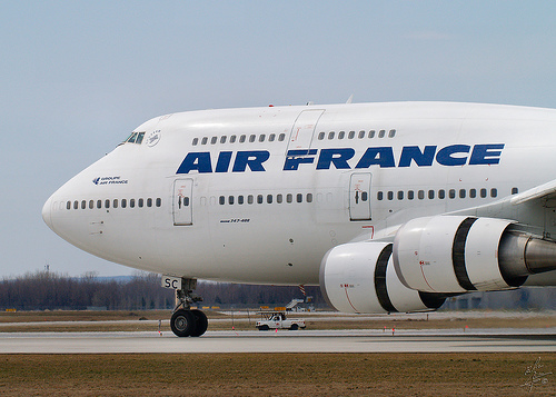 Suspenden huelga en Air France