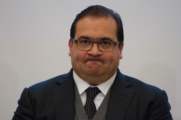 """PAN y PRD exigen que Duarte """"no se fugue"""""""