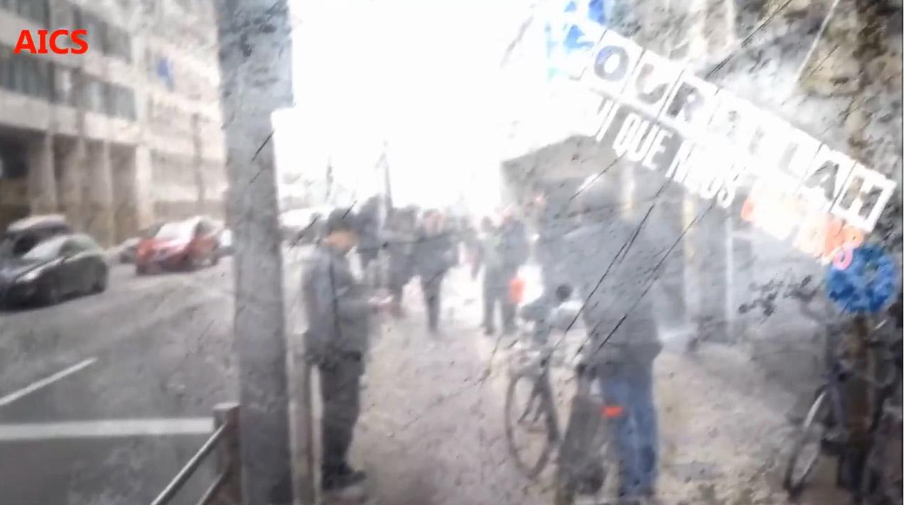 En video ISIS alaba atentados en Bruselas