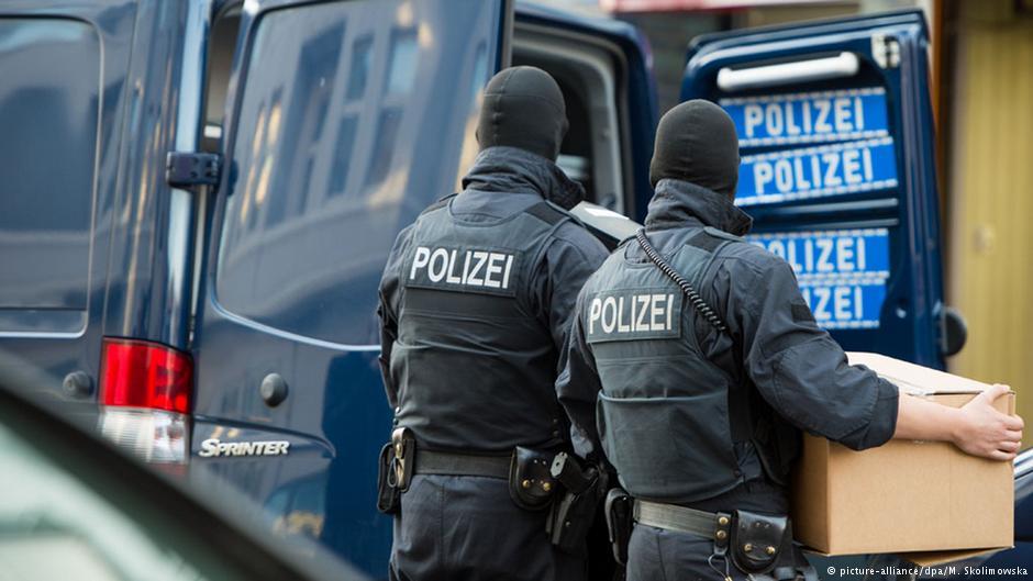 Alemania detiene a 2 vinculados con ataques