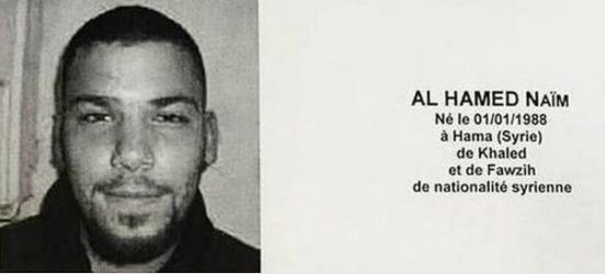 Bélgica identifica a nuevo sospechoso