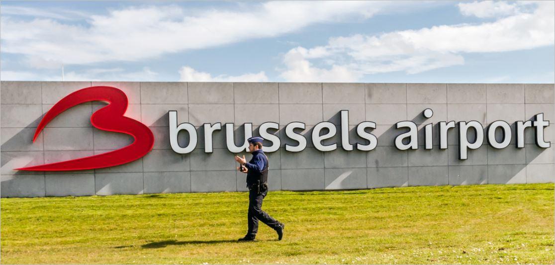 Reabren Aeropuerto de Bruselas