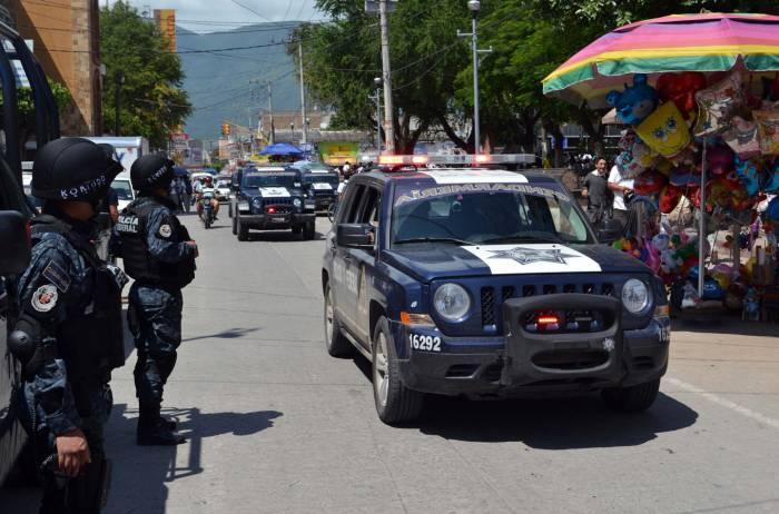Detienen a presunto líder de Guerreros Unidos