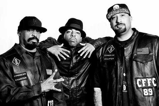 Cypress Hill celebrará con disco 25 años