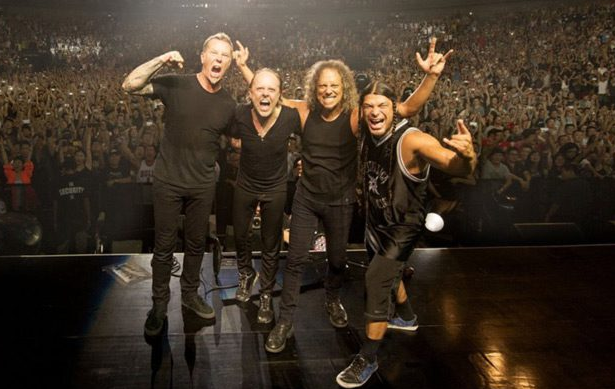 """¡Metallica estrena """"Hardwired""""!"""