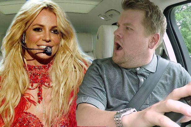 Britney Spears confirma Carpool Karaoke