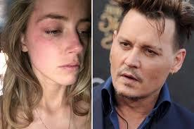 Sale video de agresión de Depp contra Amber Heard