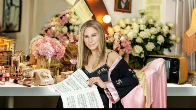 Barbra Streisand lanza disco de duetos