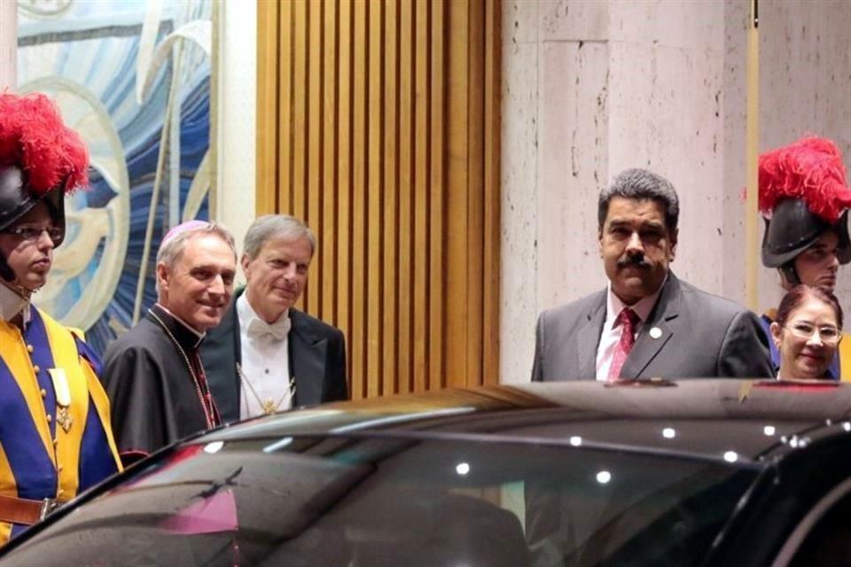 Gobierno y oposición pactan diálogo en Venezuela