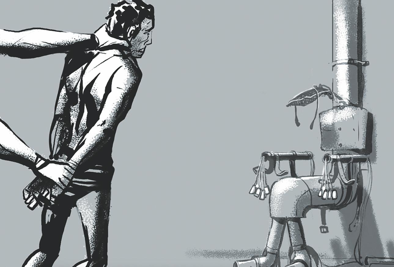 INTERCEPT_ | Relatos desde el palacio del sadismo y la tortura