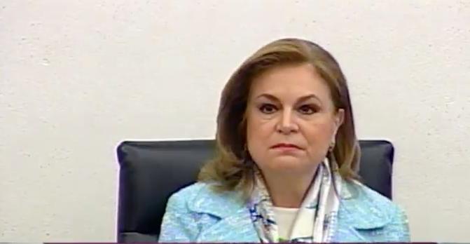 Arely Gómez asume como la auditora federal