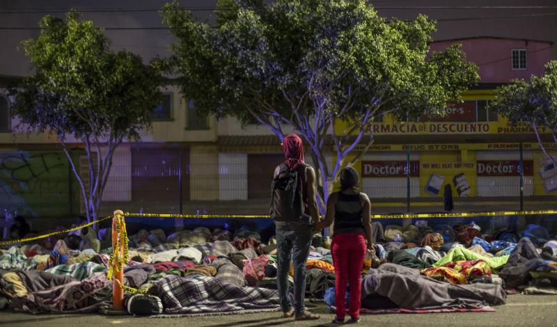 Plan estratégico por emergencia migratoria humanitaria
