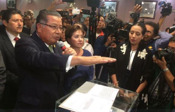 Flavino Ríos, gobernador interino de Veracruz