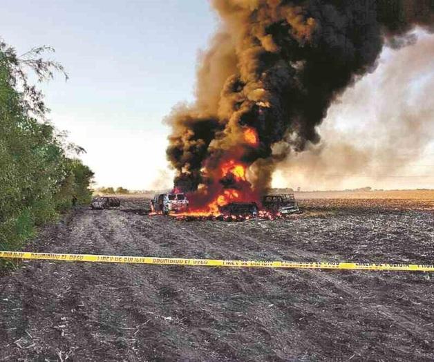 Controlan fuga por ordeña de ducto en Río Bravo