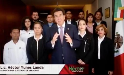 VIDEO   Entrégate pide Héctor Yunes a Duarte