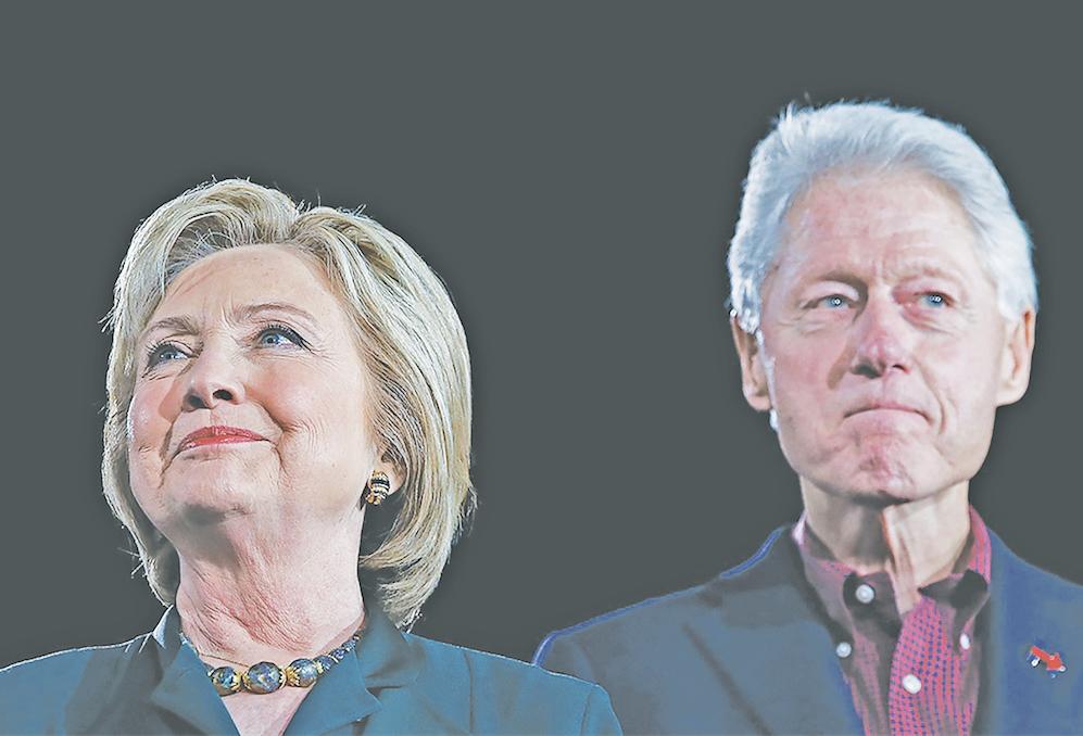 """En privado, Hillary ofreció  """"impuestos  bajos"""""""