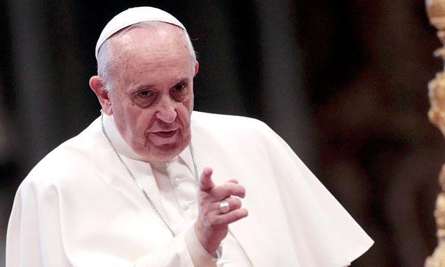 Papa Francisco dormirá en cárcel de Milán