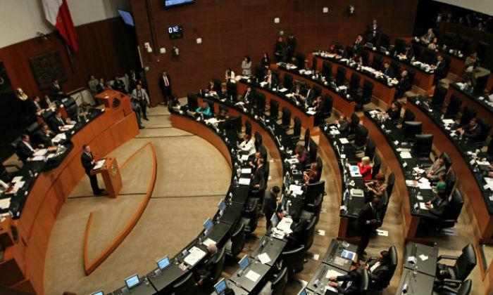 Senado recibe Ley de Ingresos 2017, la turna a comisiones